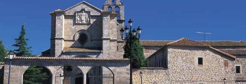 Real Monasterio de Santo Tomás,Ávila, Spain