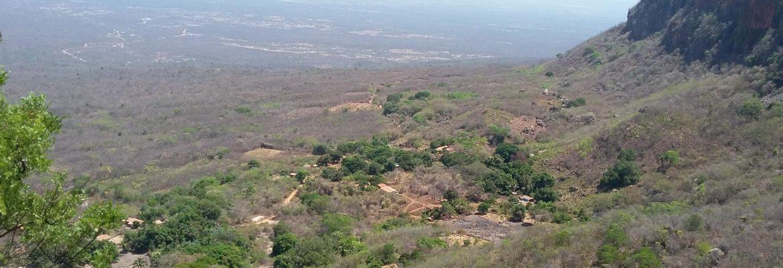Mirante do Gritador,Pedro II, State of Piauí, Brazil