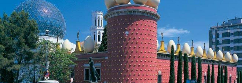 Dalí Theatre-Museum,Girona, Spain