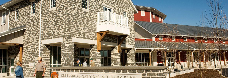 Gettysburg Museum & Visitor Center, Gettysburg,Pennsylvania, USA