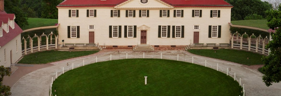 George Washington's Mount Vernon, Mt Vernon, Virginia, USA