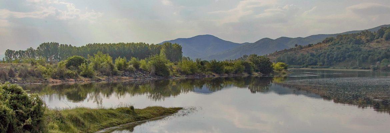 Lake Kerkini,Kerkini, Greece