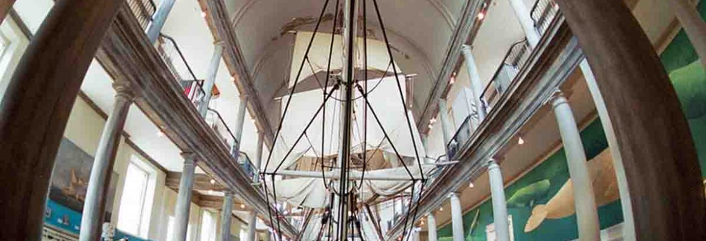 New Bedford Whaling Museum,New Bedford,Massachusetts, USA