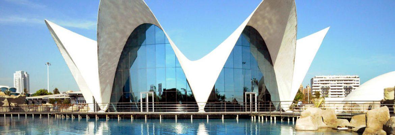 Oceanogràfic,Valencia, Spain