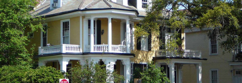 Garden District, New Orleans,Louisiana, USA