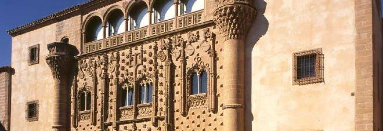 Palacio de Jabalquinto,Jaén, Spain