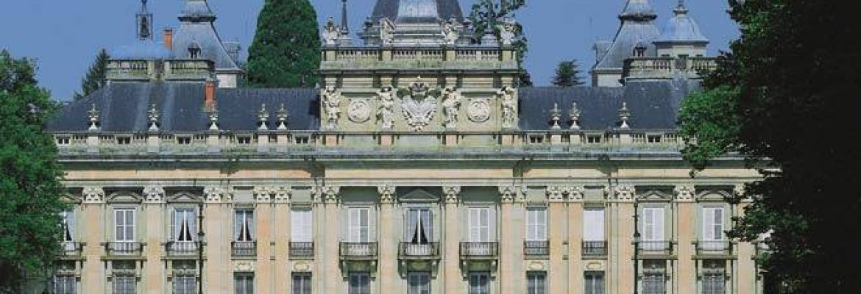 Royal Palace of La Granja of San Ildefonso, Segovia, Spain
