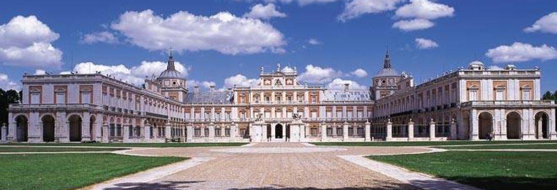 Aranjuez Cultural Landscape, Unesco Site, Aranjuez, Spain