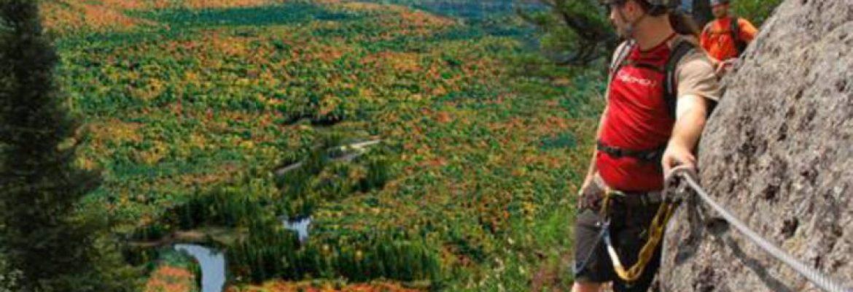 Parc national du Mont-Tremblant,Lac-Supérieur, QC, Canada