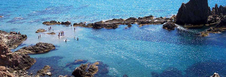 Parque Natural de Cabo de Gata,Rodalquilar, Almería, Spain
