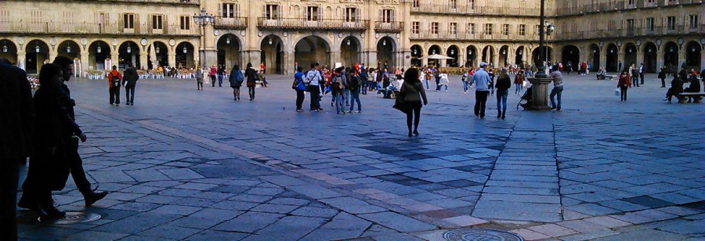 Main Square,Salamanca, Spain