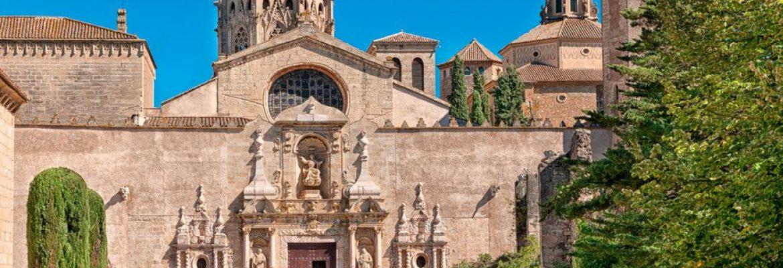 Poblet Monastery, Unesco Site, Poblet, Spain