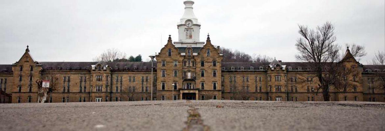 Trans-Allegheny Lunatic Asylum, Weston,West Virginia, USA