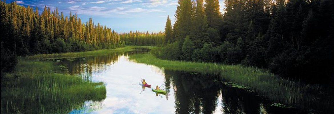 Prince Albert National Park, SK, Canada