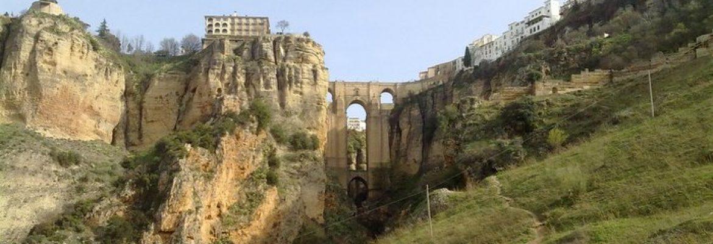 El Tajo Gorge,Ronda, Málaga, Spain