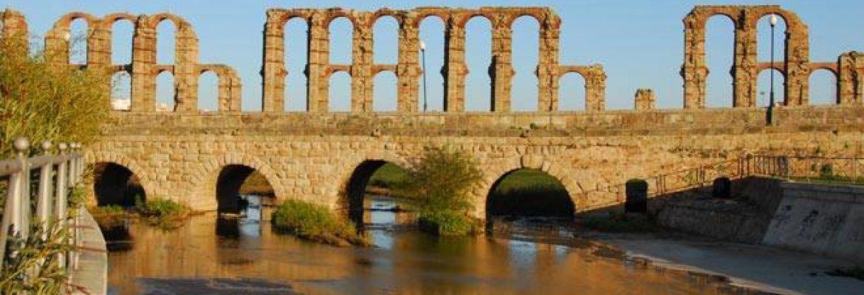Puente Romano, Badajoz, Spain