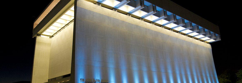 LBJ Presidential Library, Austin,Texas, USA