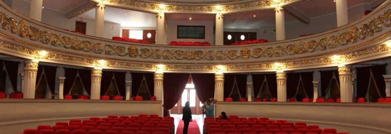 Theatre Municipal de Almagro, Almagro, Cdad. Real, Spain