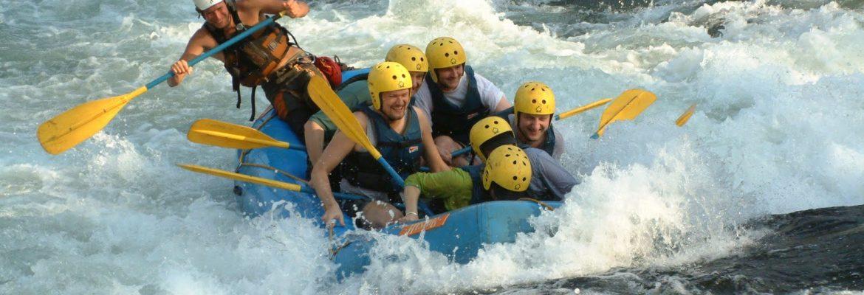 Rafting, Acheron,Acheron, Greece