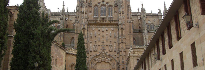 Catedral Vieja,Salamanca, Spain