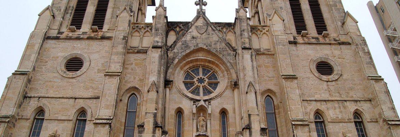 San Fernando De Bexar Cathedral, San Antonio,Texas, USA