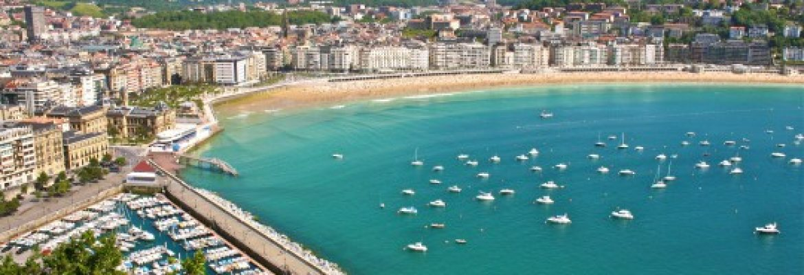 San Sebastian, Basque Region, Spain