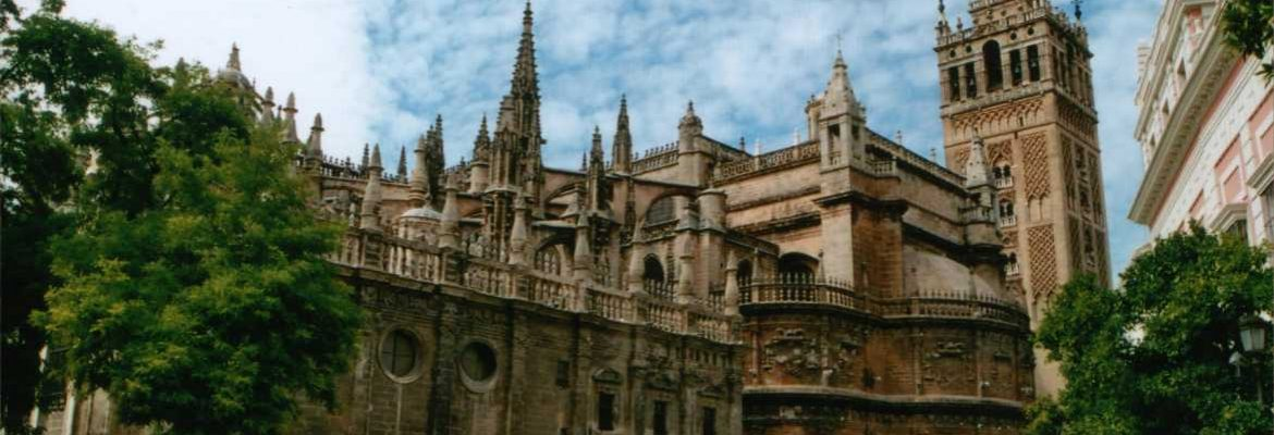 Catedral de Sevilla, Unesco Site, Seville, Spain