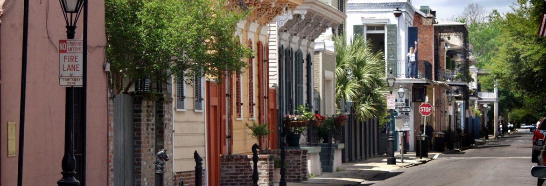 Royal Street, New Orleans,Louisiana, USA