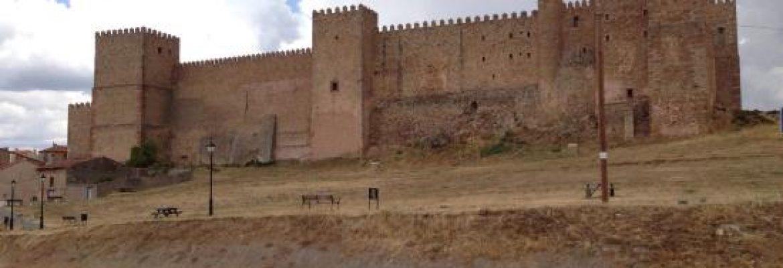 Parador Siguenza Castle,Sigüenza, Guadalajara, Spain