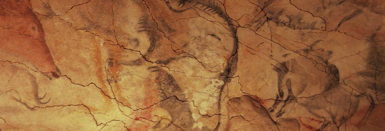 Cave of Altamira, Unesco Site,Cantabria, Spain