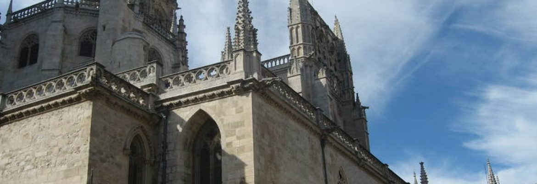 Burgos Cathedral, Unesco Site, Burgos, Spain