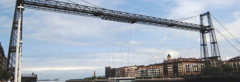 Vizcaya Bridge, Getxo, Bizkaia, Spain
