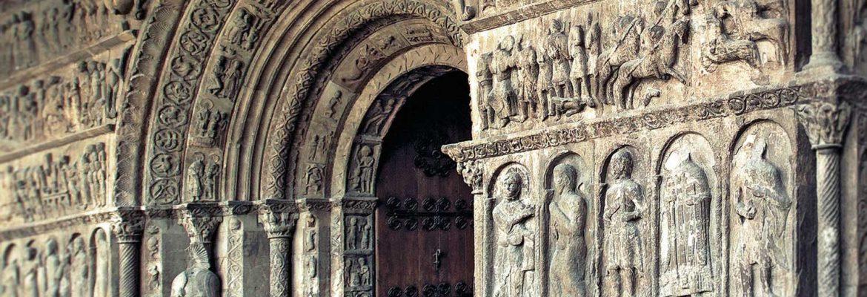 Monestir de Santa Maria de Ripoll,Girona, Spain