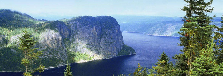 Parc marin du Saguenay, Boat Cruise, Saint-Laurent, QC, Canada