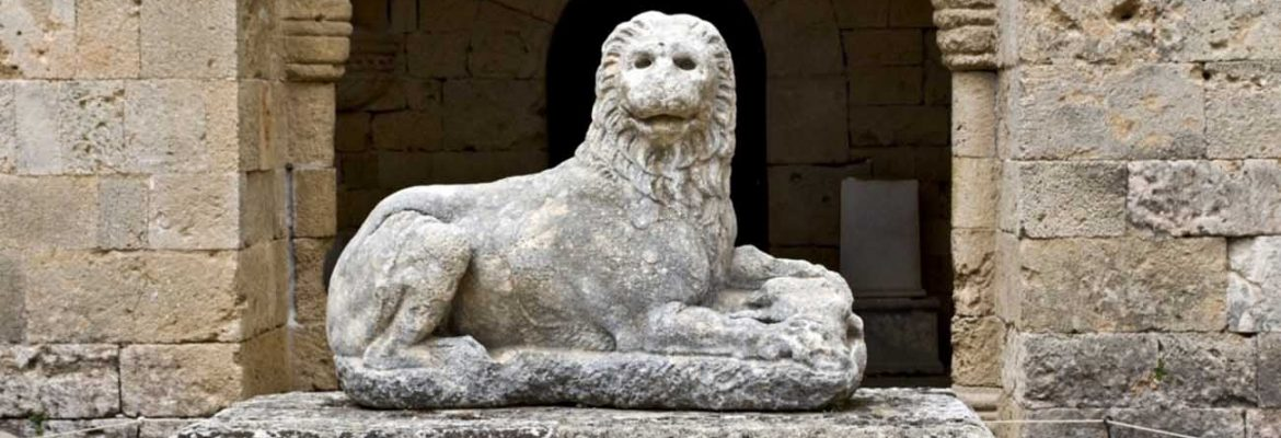 Archaeological Museum of Rhodes,Rhodes, Greece
