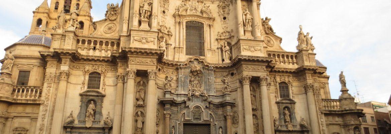 Catedral de Murcia,Murcia, Spain