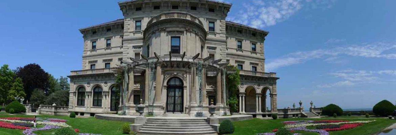 Bellevue Avenue Historic District, Newport, Rhode Island, USA