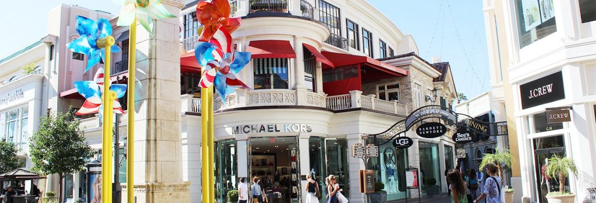 The Grove, Los Angeles, California, USA
