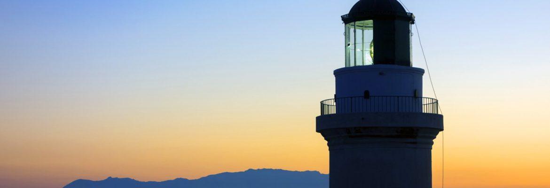 Lighthouse of Alexandroupoli, Alexandroupoli, Greece