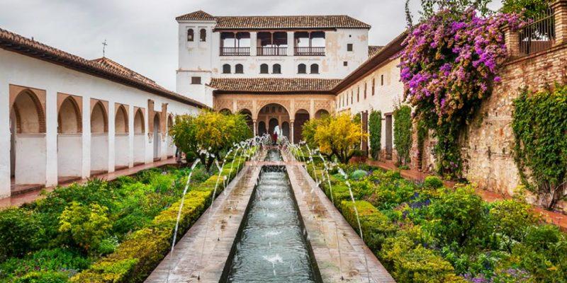 Generalife,Granada, Spain