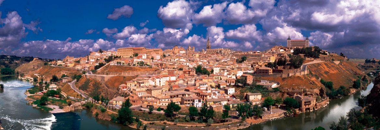 Mirador Del Valle,Toledo, Spain