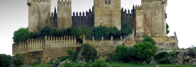 Castillo Almodóvar del Río,Córdoba, Spain
