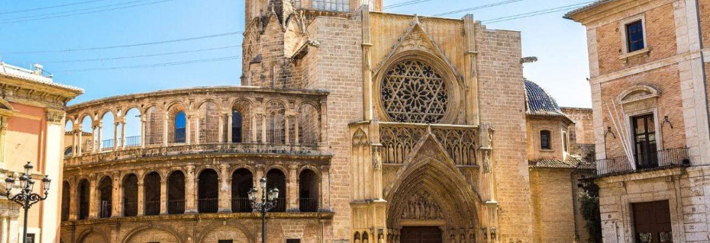 Valencia Cathedral,Valencia, Spain