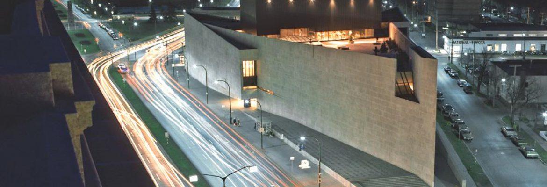 Winnipeg Art Gallery, Winnipeg, MB, Canada