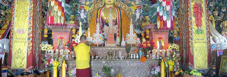 Royal Bhutan Temple,Daijokyo Buddist Temple, Bihar, India
