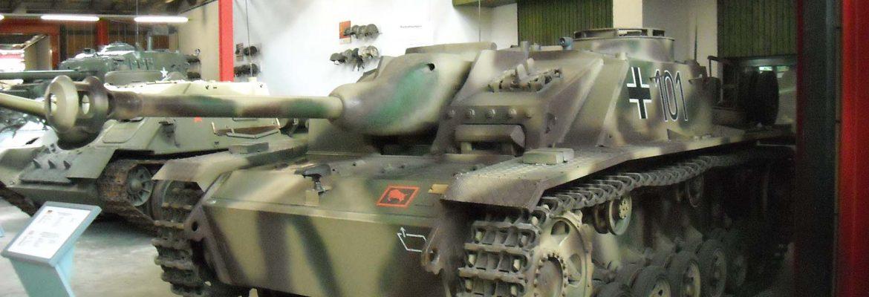 German Tank Museum,Munster, Germany