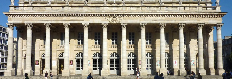 Bordeaux National Opera – Grand Theatre, Aquitaine, France