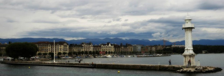 Bains des Pâquis,Genève, Switzerland