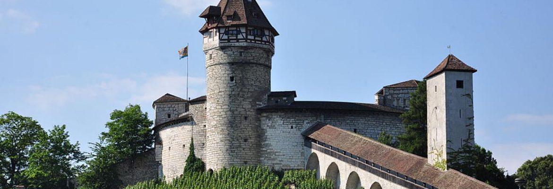 Munot Castle,Schaffhausen, Switzerland