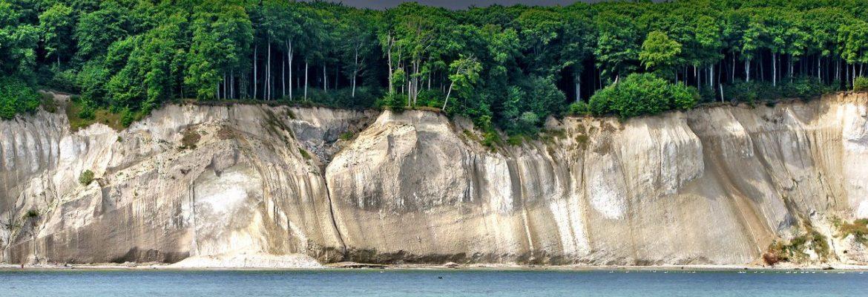 Rügen Island and Chalk Cliffs,Rügen, Germany